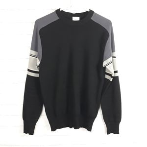 Bogner Men's Wool Color Block Sweater G29